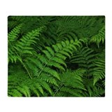 Fern Fleece Blankets
