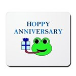 HAPPY/HOPPY ANNIVERSARY Mousepad