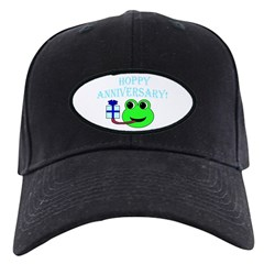 HAPPY/HOPPY ANNIVERSARY Baseball Hat
