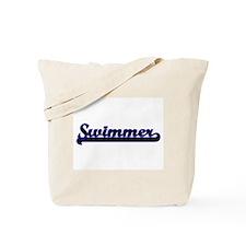 Swimmer Classic Job Design Tote Bag