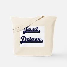 Taxi Driver Classic Job Design Tote Bag