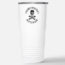 Cap'n Upton O'Good Travel Mug