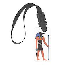 Anubis Luggage Tag