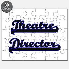 Theatre Director Classic Job Design Puzzle