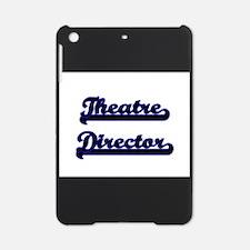 Theatre Director Classic Job Design iPad Mini Case