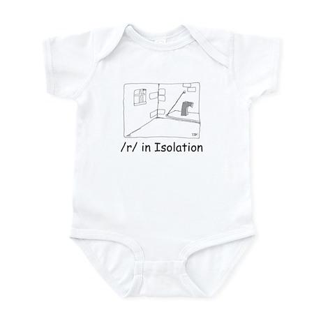 /r/ in isoltion Infant Bodysuit
