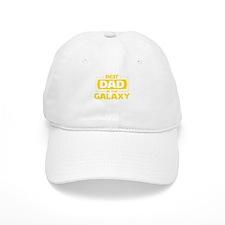 Best Dad In The Galaxy Baseball Baseball Cap