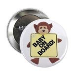 Baby on Board Button