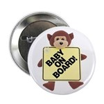 "Baby on Board 2.25"" Button (10 pack)"