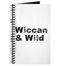 Wiccan and Wild Journal