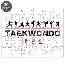 Taekwondo Puzzle