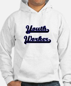 Youth Worker Classic Job Design Hoodie