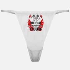 Official 400 HP Club Classic Thong