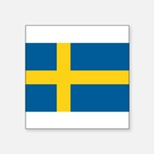 "Scandinavian Square Sticker 3"" x 3"""