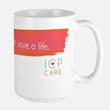 ICP Tagline - Fight the Itch. Save a Life. Mugs