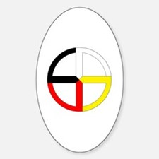 Funny Native Decal