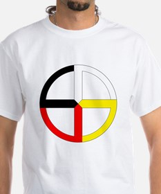 Cute Native american medicine wheel Shirt