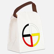 Cute Native pride Canvas Lunch Bag