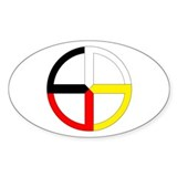 Native americans medicine wheel 10 Pack