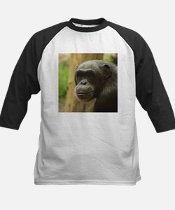 Grinning Chimp Baseball Jersey