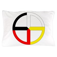 Medicine Wheel Pillow Case
