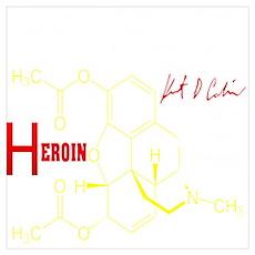 KC HEROIN Poster