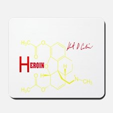 KC HEROIN Mousepad