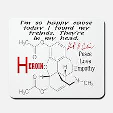 Kc Heroin Mousepad