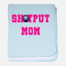 Shotput Mom baby blanket