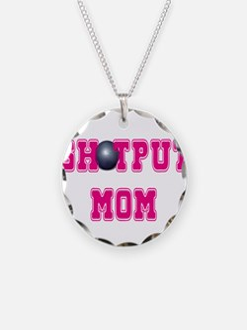 Shotput Mom Necklace