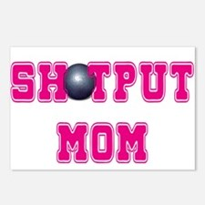 Shotput Mom Postcards (Package of 8)