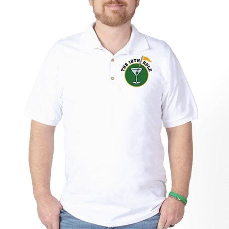 19th Hole golf Golf Shirt