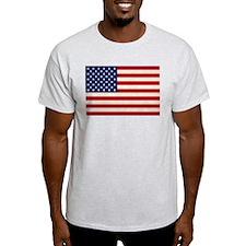 Cute United states black flag T-Shirt