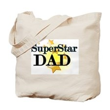 FATHER'S DAY - SUPER STGAR DAD Tote Bag