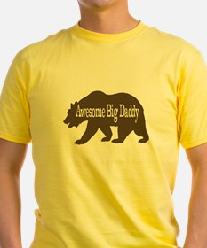 FATHER'S DAY - AWESOME BIG DADDY T-Shirt
