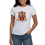 Vivier Family Crest Women's T-Shirt