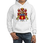 Vivier Family Crest Hooded Sweatshirt