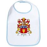 Vivier Family Crest Bib