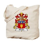 Vivier Family Crest Tote Bag