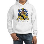 Vivien Family Crest Hooded Sweatshirt