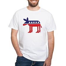 Democratic Donkey on Heels Shirt