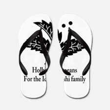 Holly and Out beans Flip Flops