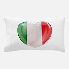 My Italian Heart Pillow Case