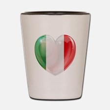My Italian Heart Shot Glass