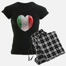 My Italian Heart Pajamas