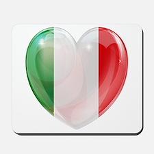 My Italian Heart Mousepad