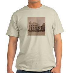 ca. 1880 ~ West End Hotel Ash Grey T-Shirt