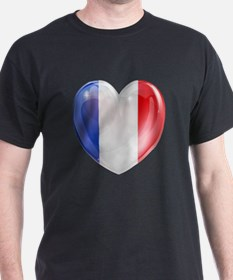 My French Heart T-Shirt
