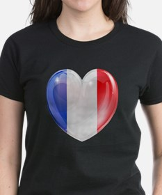 My French Heart Tee