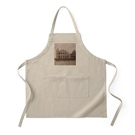 ca. 1880 ~ West End Hotel BBQ Apron